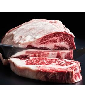 500-600gr Entrecôte de bœuf Wagyu conditionnée sous vide